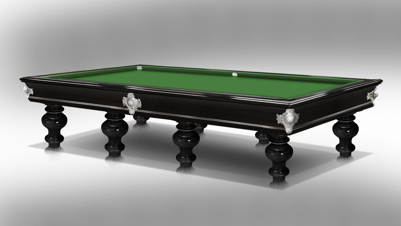 Fashion billiard Pool Table Onion Bases 4