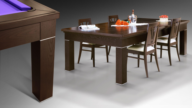 Бильярдный стол «Luxor Wengè» 1