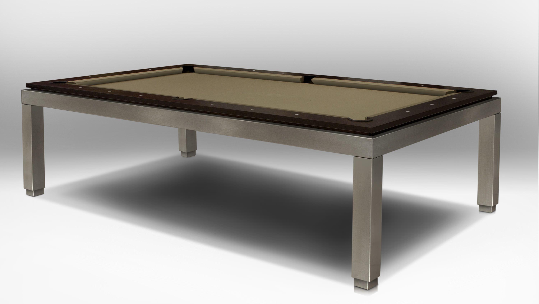 Бильярдный стол «Pool Steel» 5