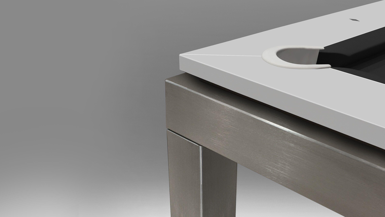 Бильярдный стол «Pool Steel» 1