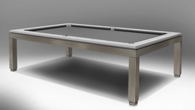 Бильярдный стол «Pool Steel» 2