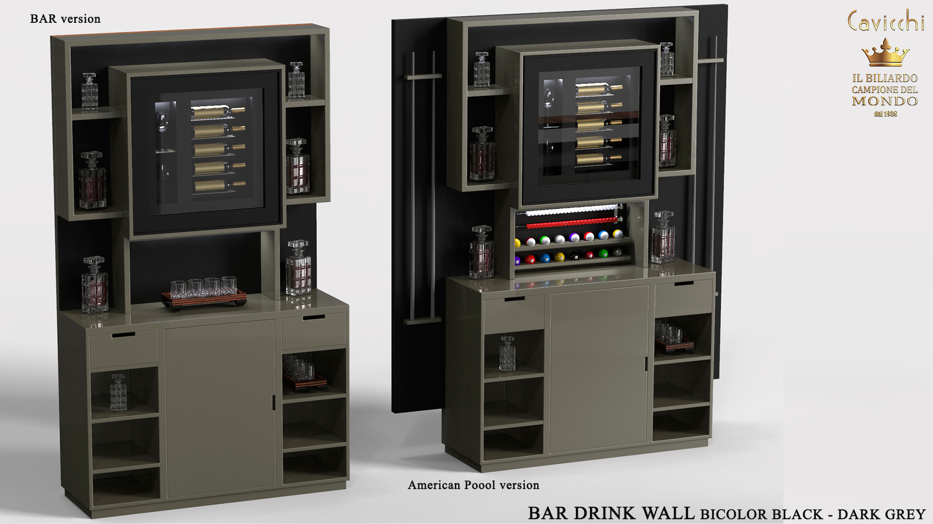 EXCLUSIVE MOBILE BAR DRINK WALL 6