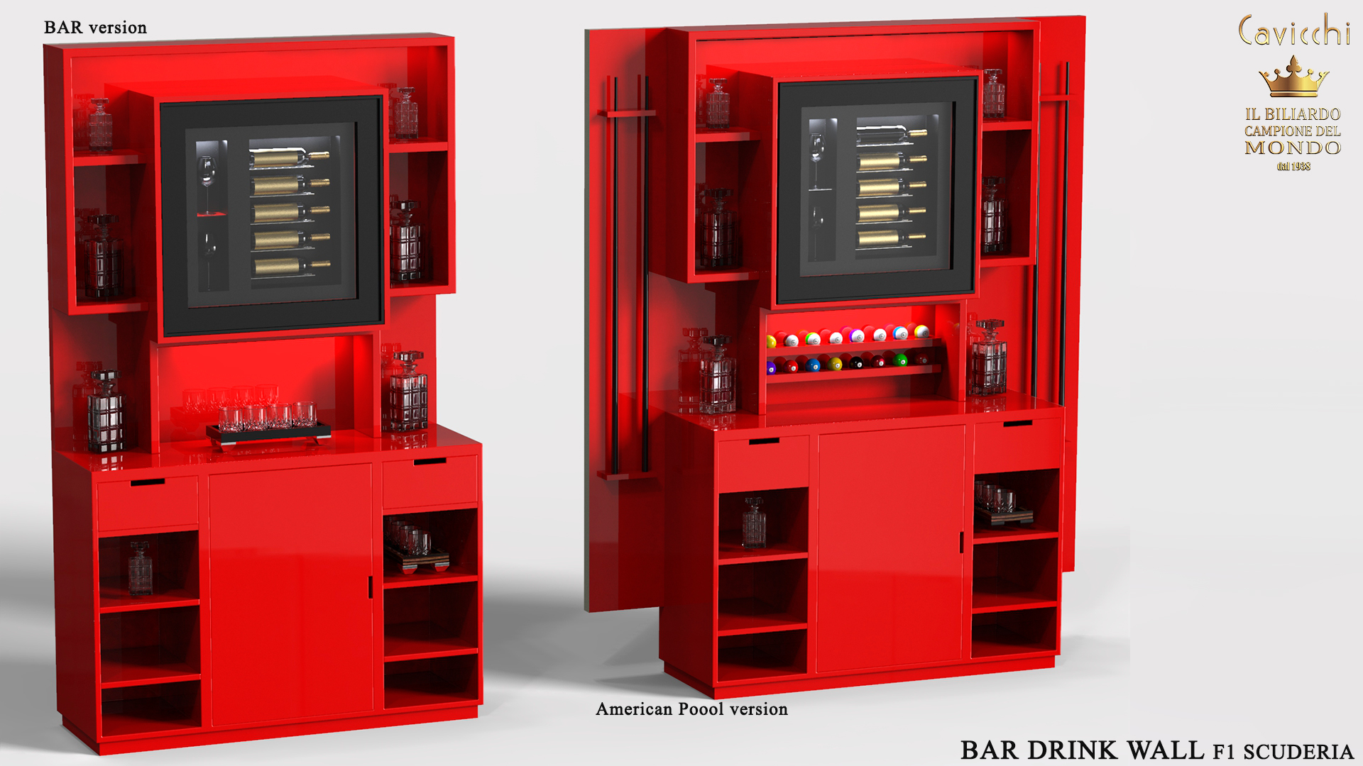 EXCLUSIVE MOBILE BAR DRINK WALL 5
