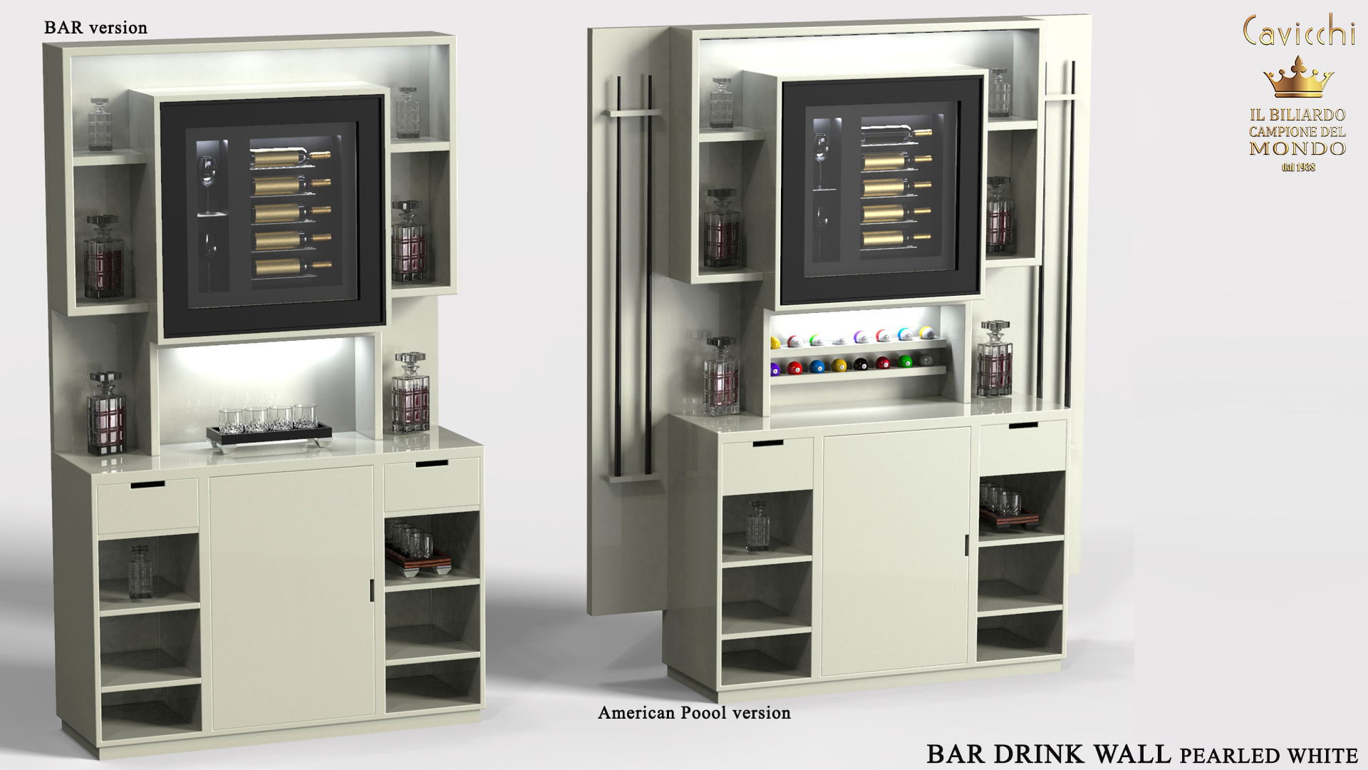 EXCLUSIVE MOBILE BAR DRINK WALL 4