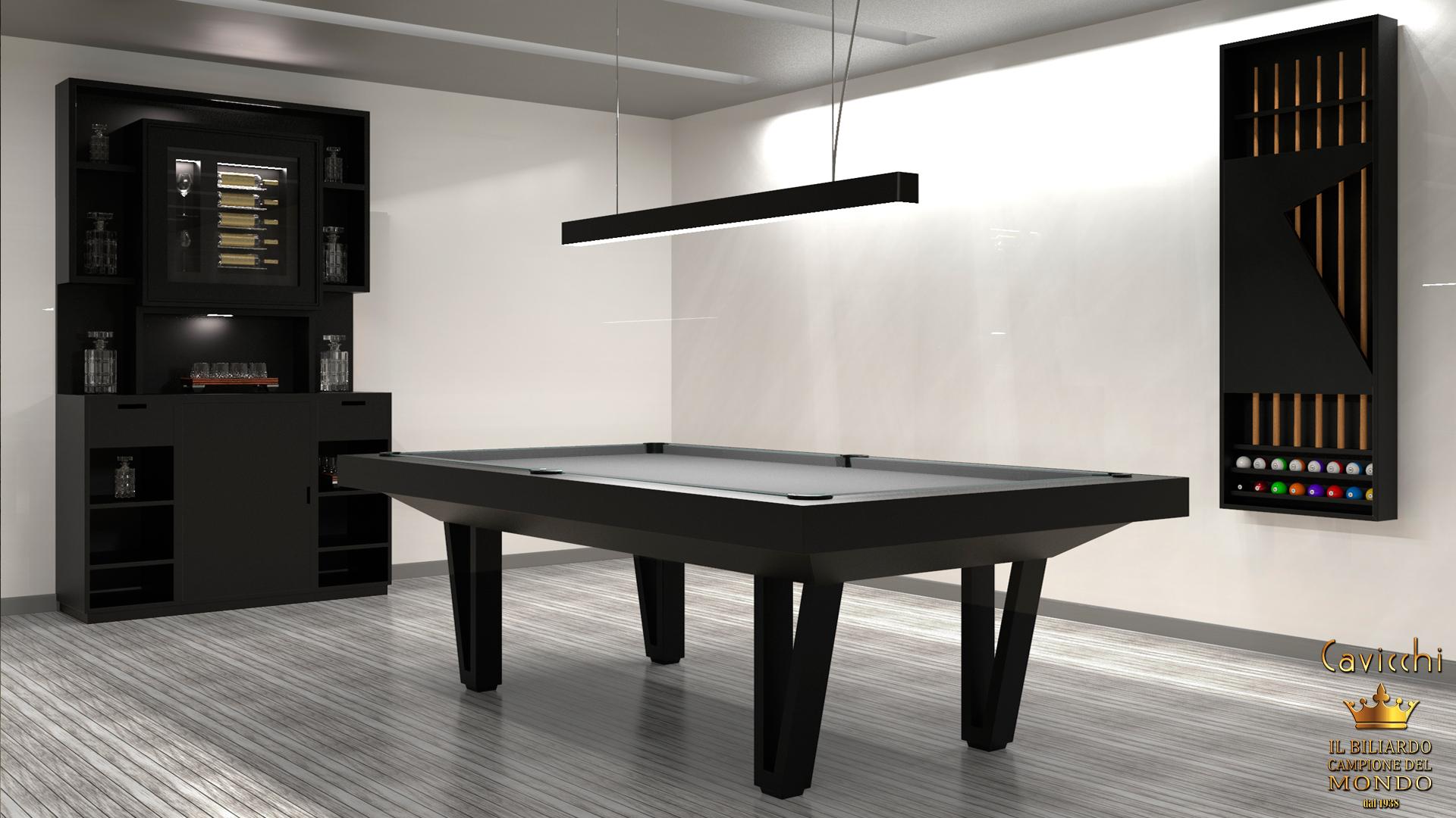 Biliardo Cayenne Two Laccato - showroom shop 4