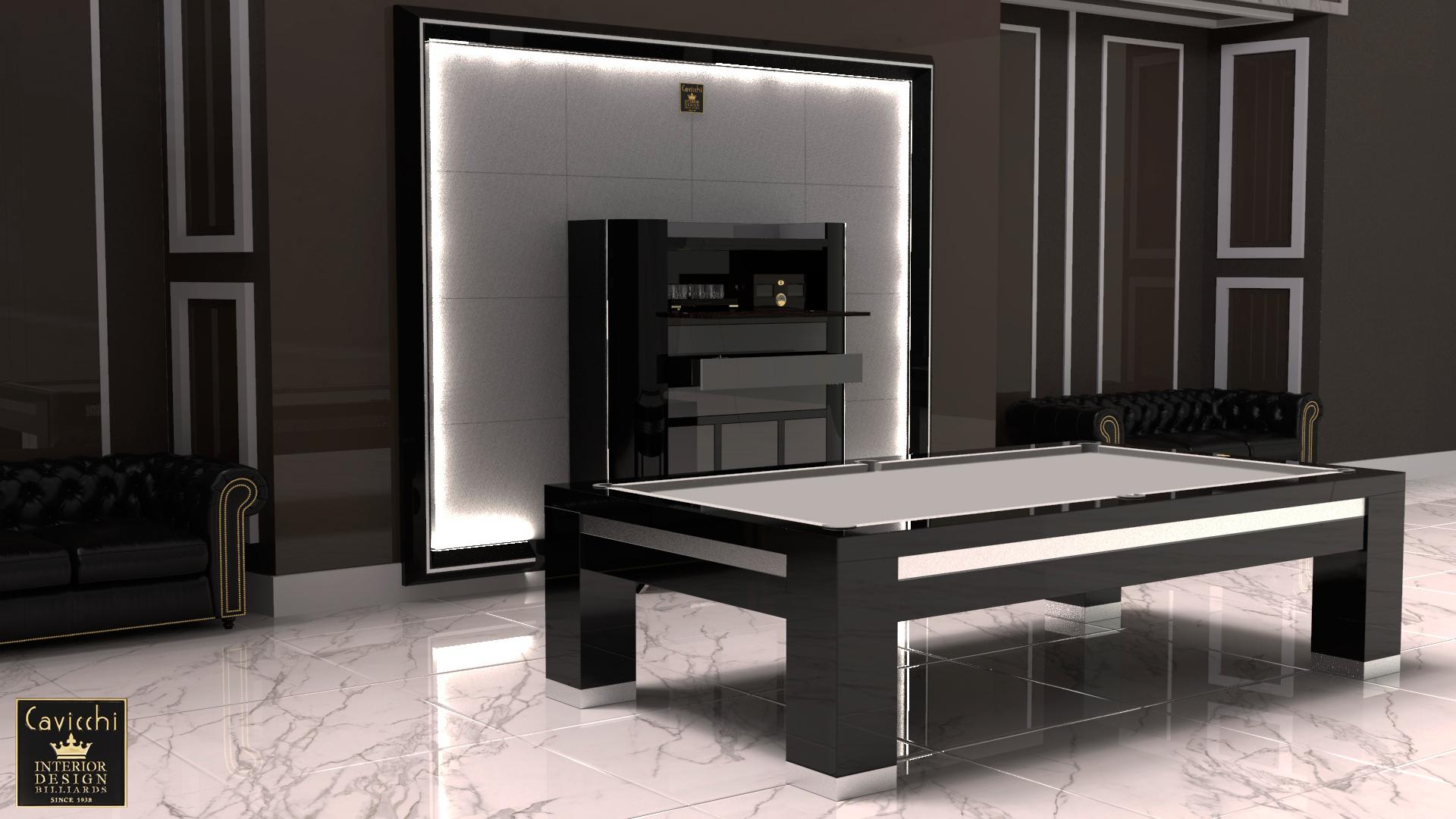 Cayman Billiard Pool Table - Showroom Shop 1