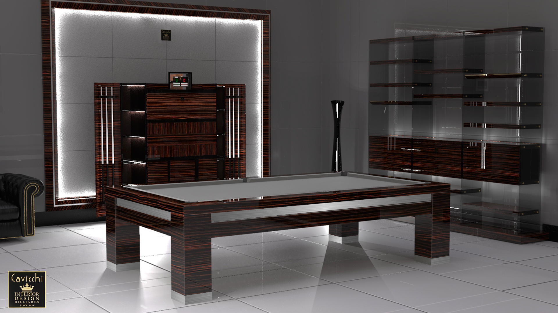 Cayman Billiard Pool Table 3