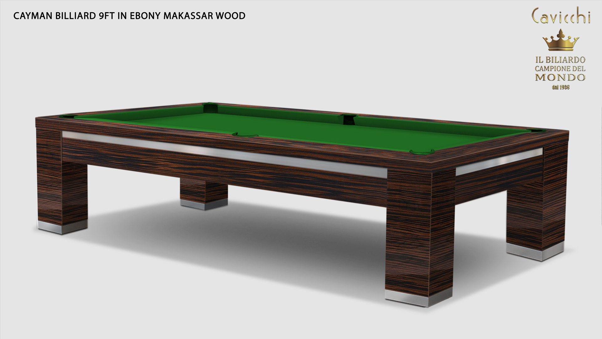 Cayman Billiard Pool Table 8