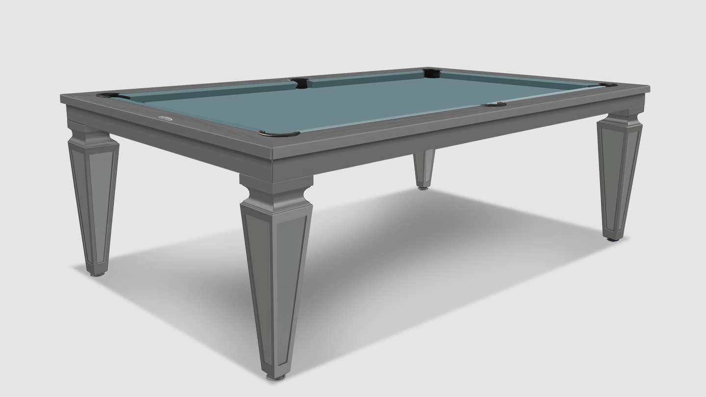 Cavicchi Cheope Grey Pool Table 1