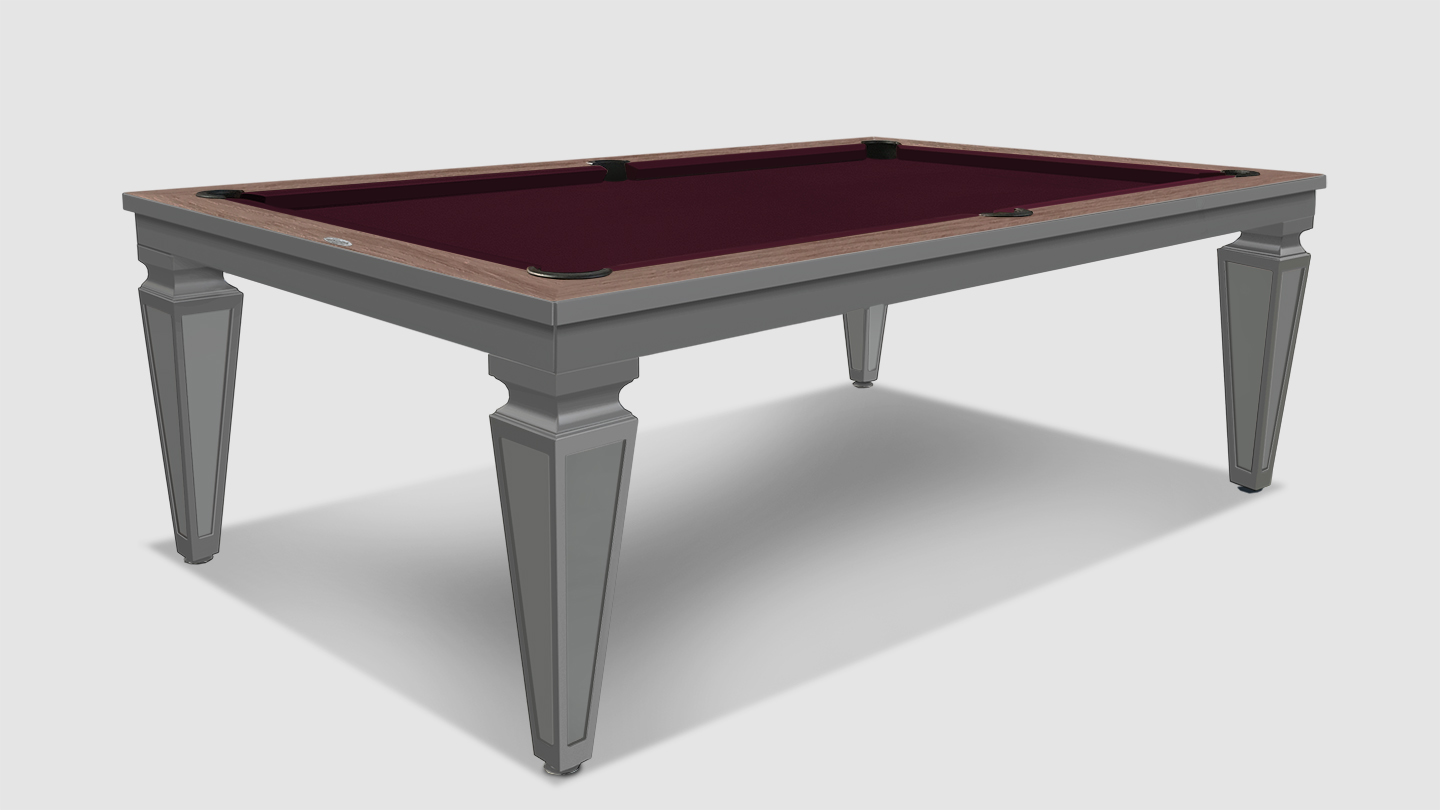 Cavicchi Cheope Grey Pool Table 2