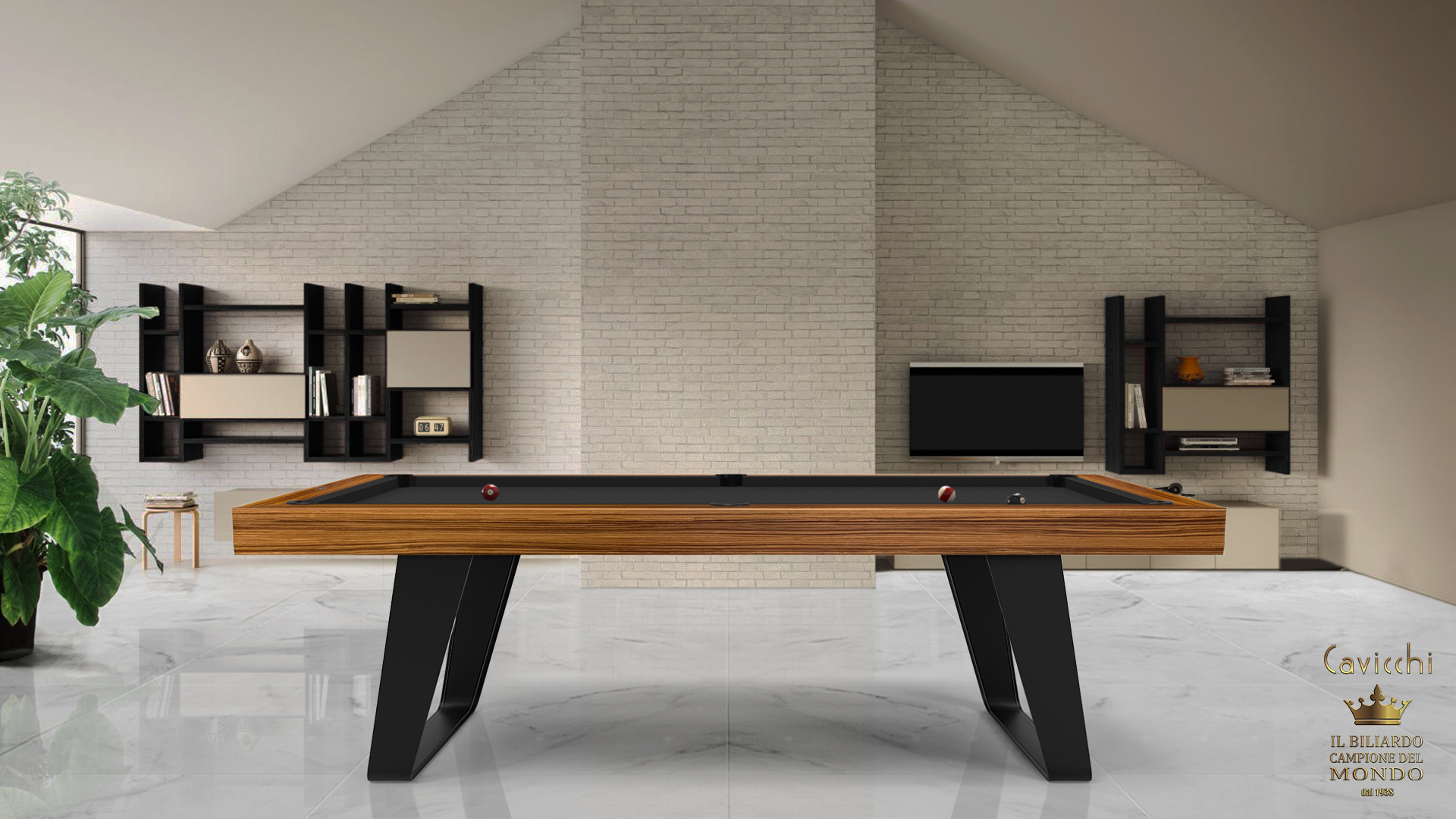 Chimera Pool Table 4