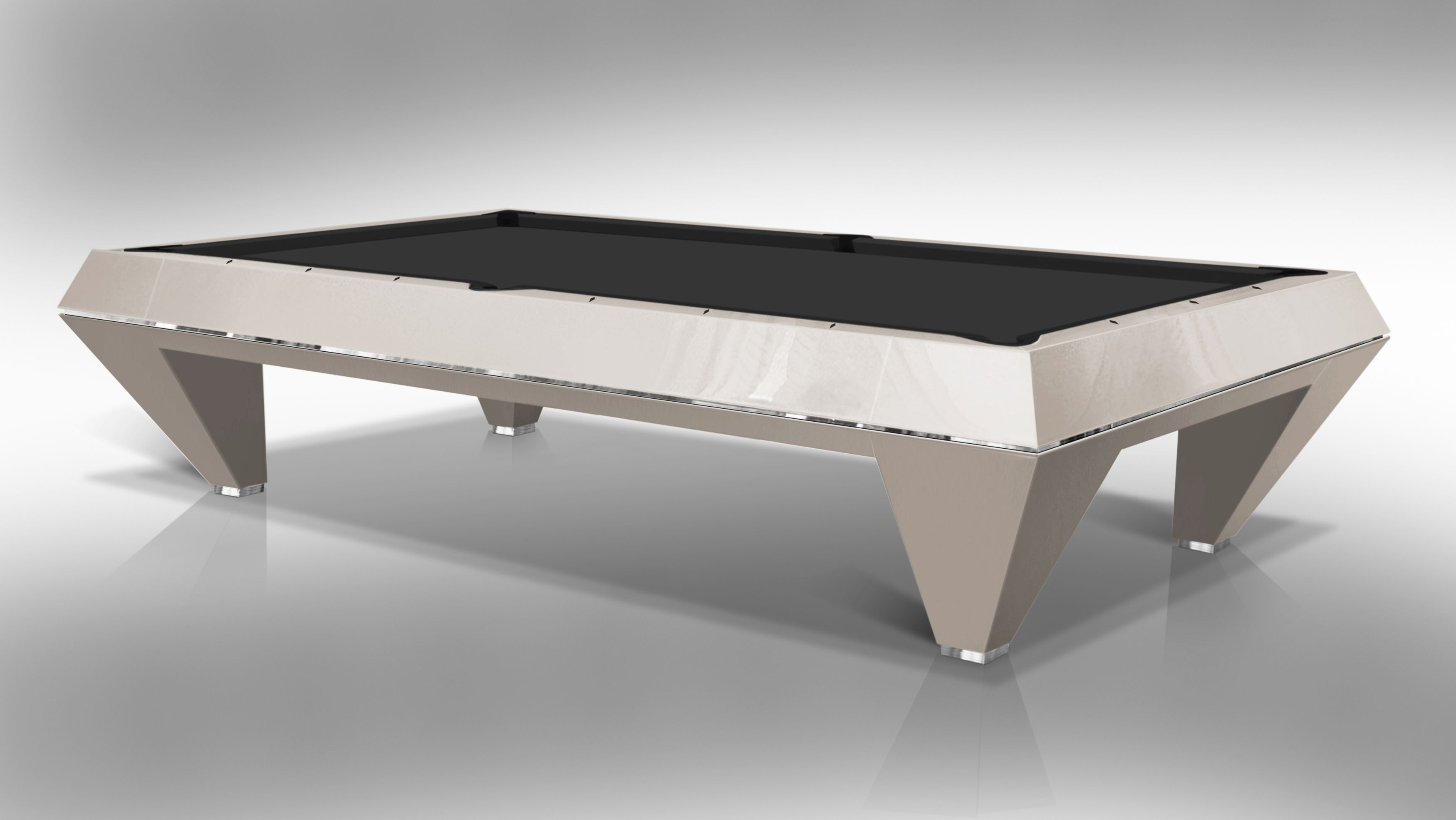 """ F1 LACQUERED"" billiard Pool Table 3"