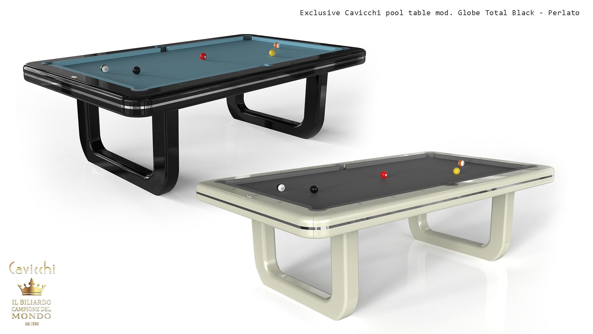 NEWS - Pool Table GLOBE 3