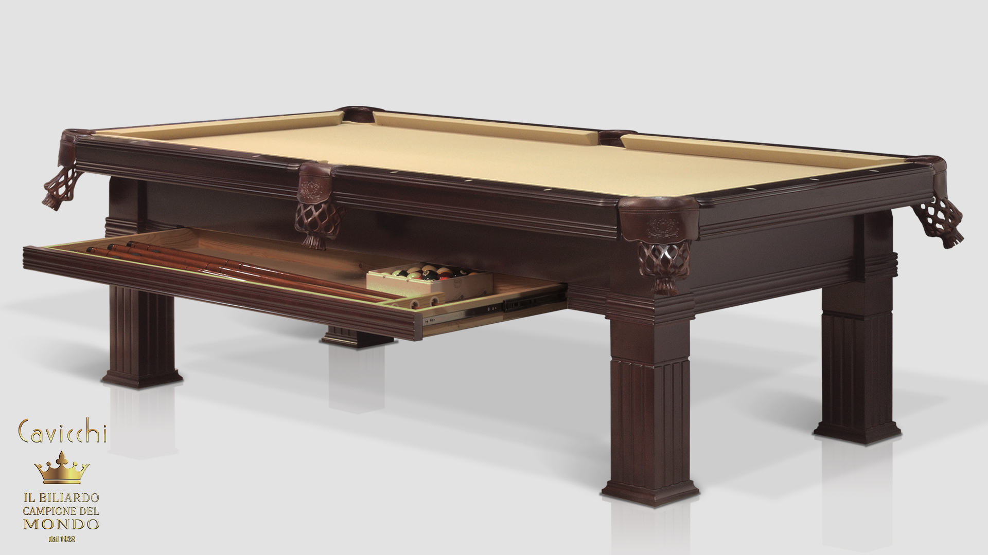 Gotha Pool Billiard 3