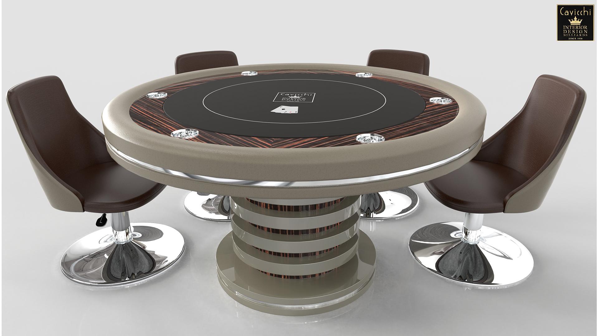 Poker Table Grecale WL14 4