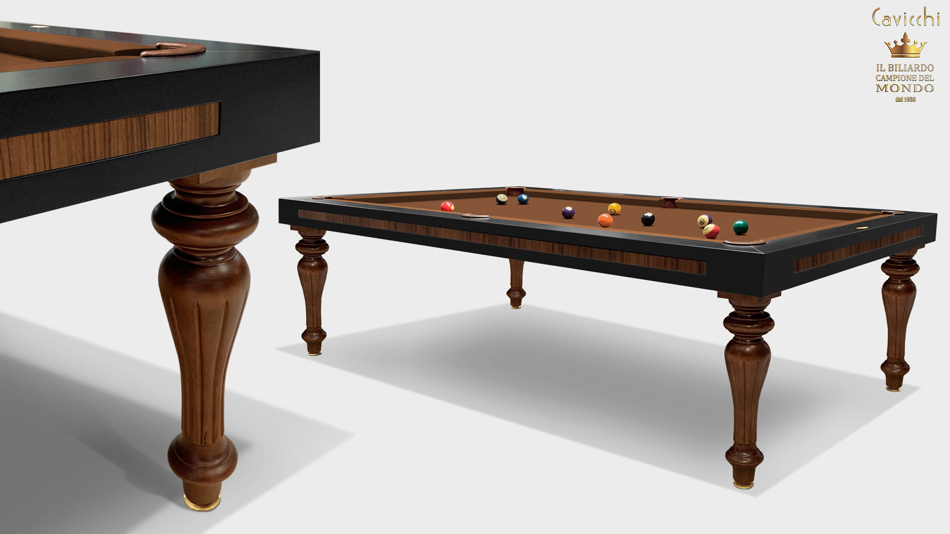 BILLIARD TABLE CAVICCHI LION - SHOWROOM SHOP 3
