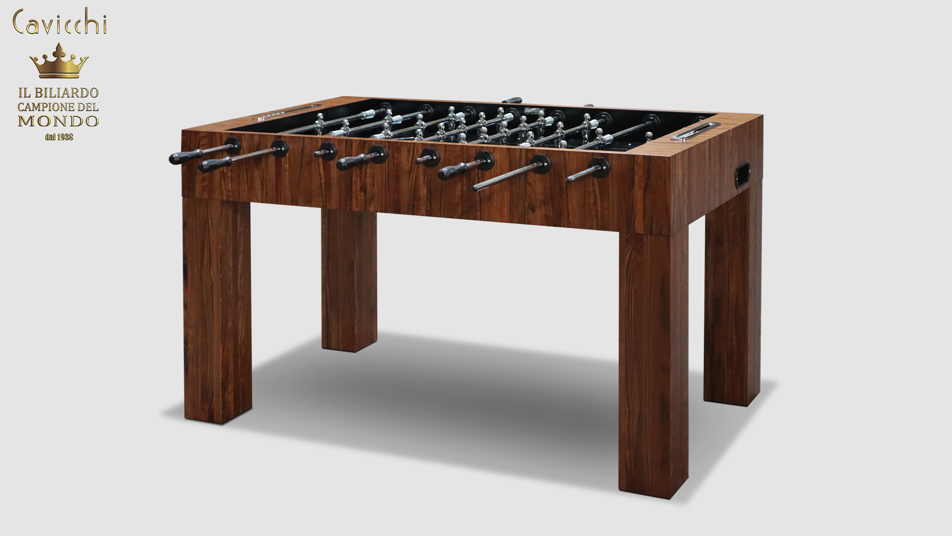 Linear Walnut Daniela Soccertable 1