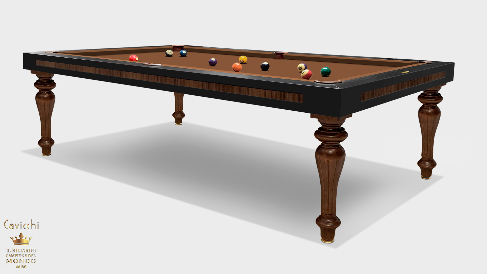 BILLIARD TABLE CAVICCHI LION - SHOWROOM SHOP 4