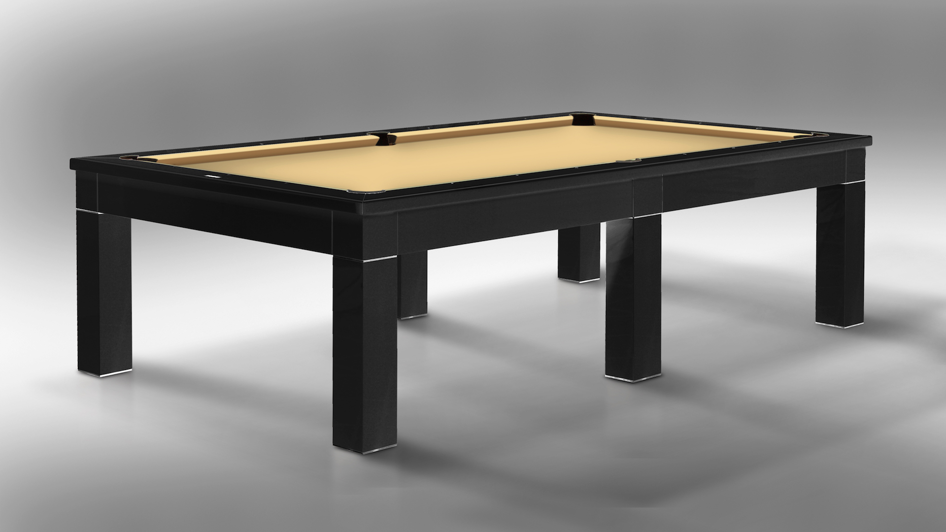 Luxor Billiard Pool Table 6 bases 2