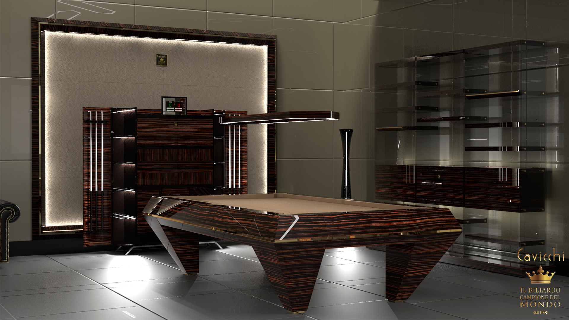 Luxury environments, unique and exclusive spaces 14
