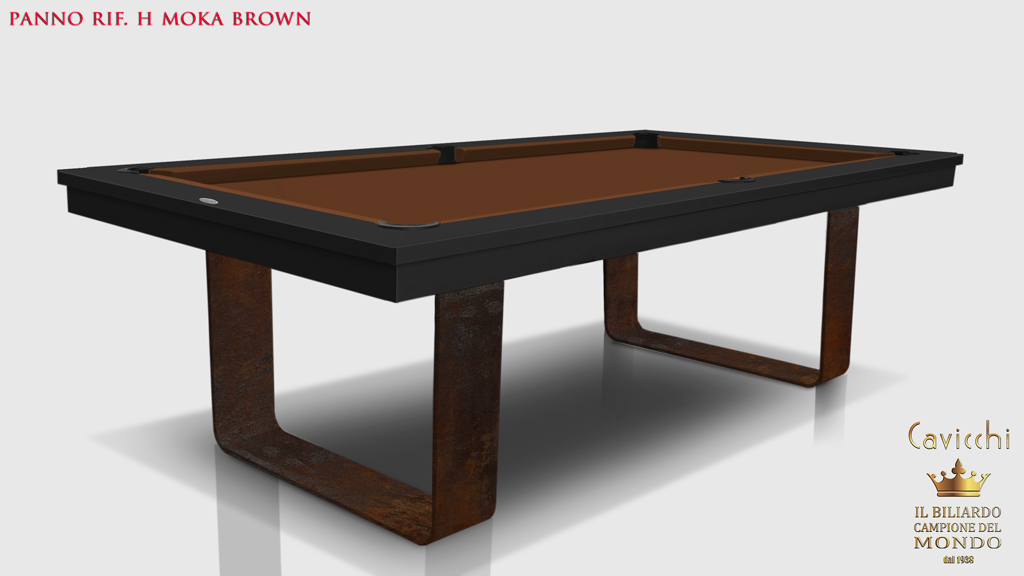 Cavicchi Mistral Black Pool Table 5