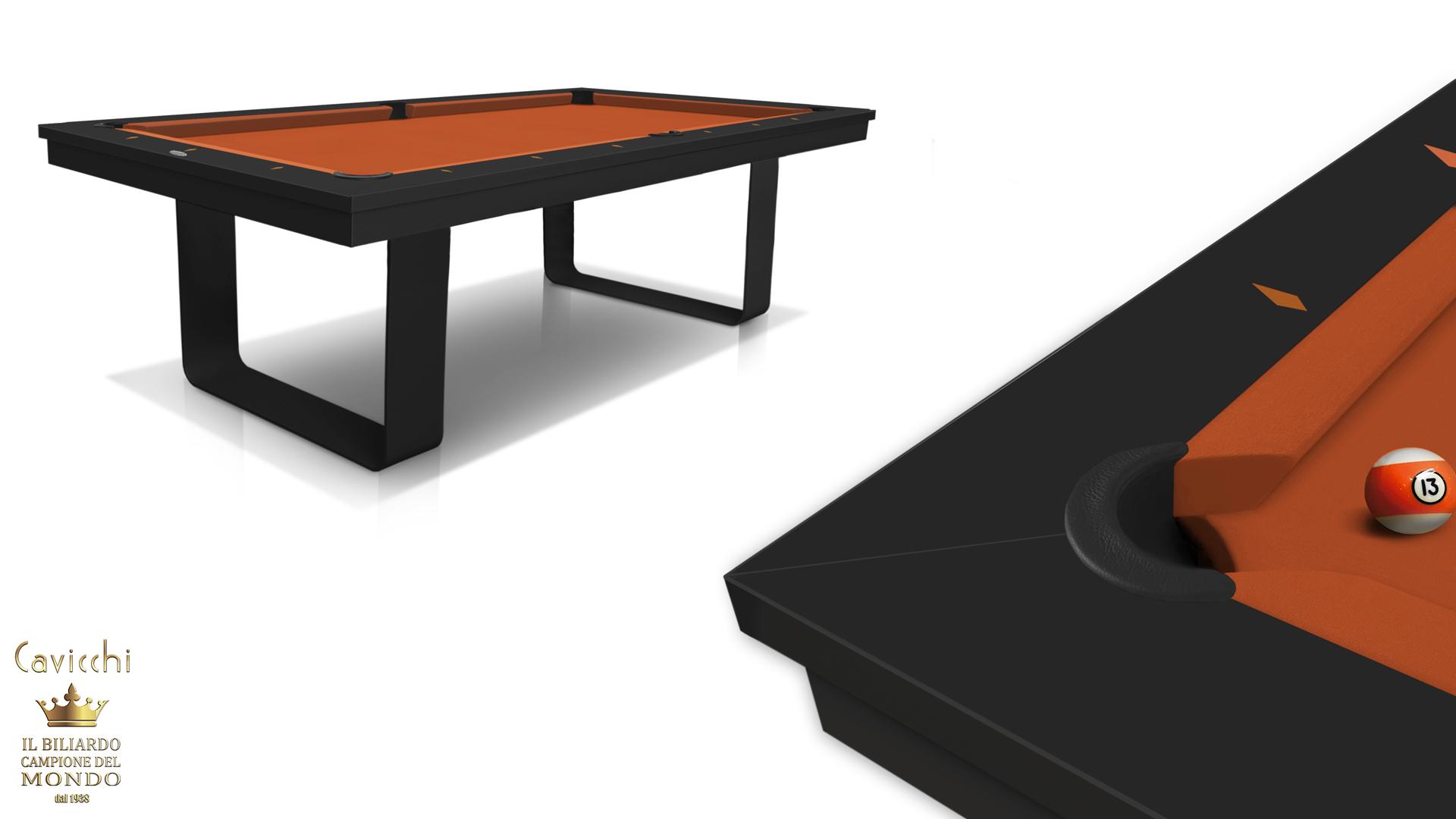 Бильярдный стол Cavicchi MISTRAL WHITE 9