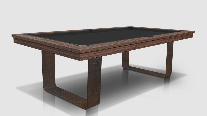 Cavicchi Mistral Corten Pool Table 4