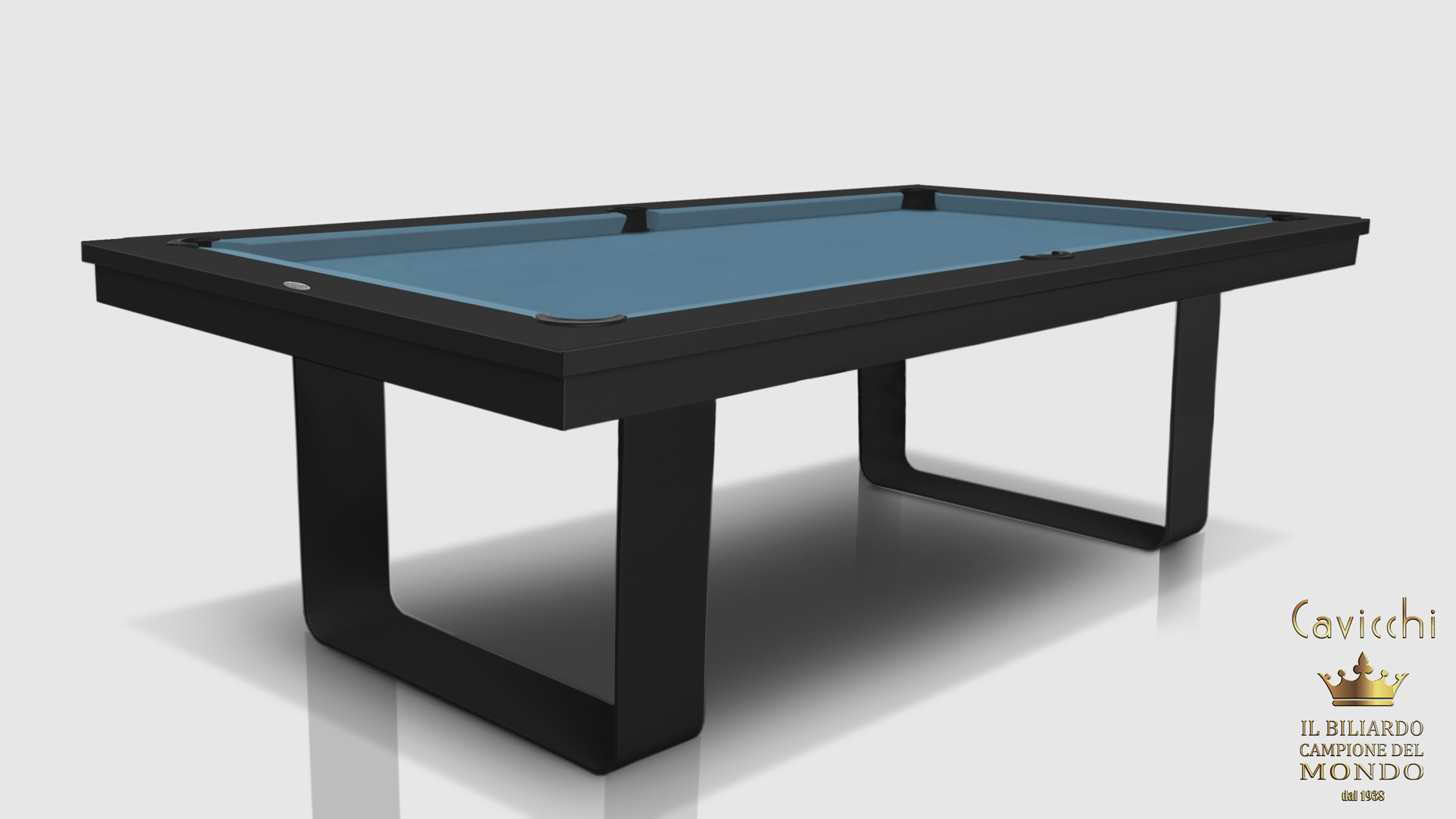 Cavicchi Mistral Black Pool Table 12