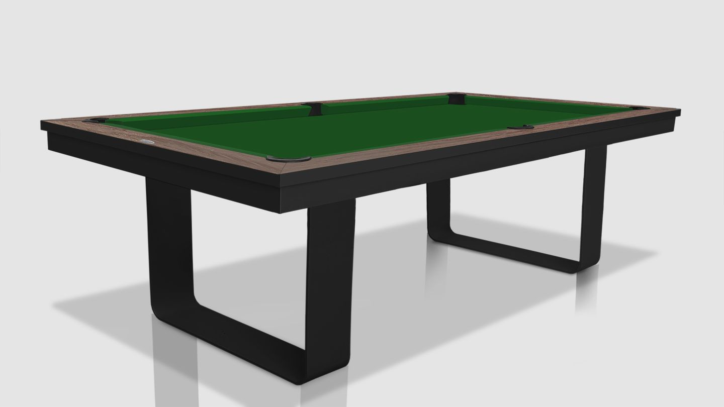Cavicchi Mistral Black Pool Table 11
