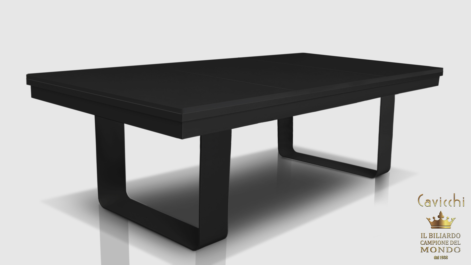 Cavicchi Mistral Black Pool Table 8