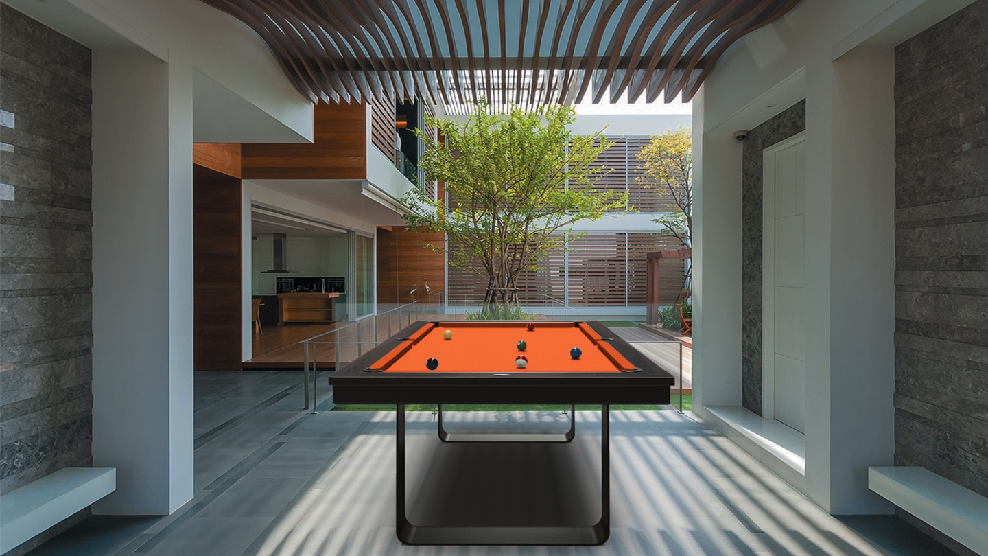 Cavicchi Mistral Black Pool Table 2