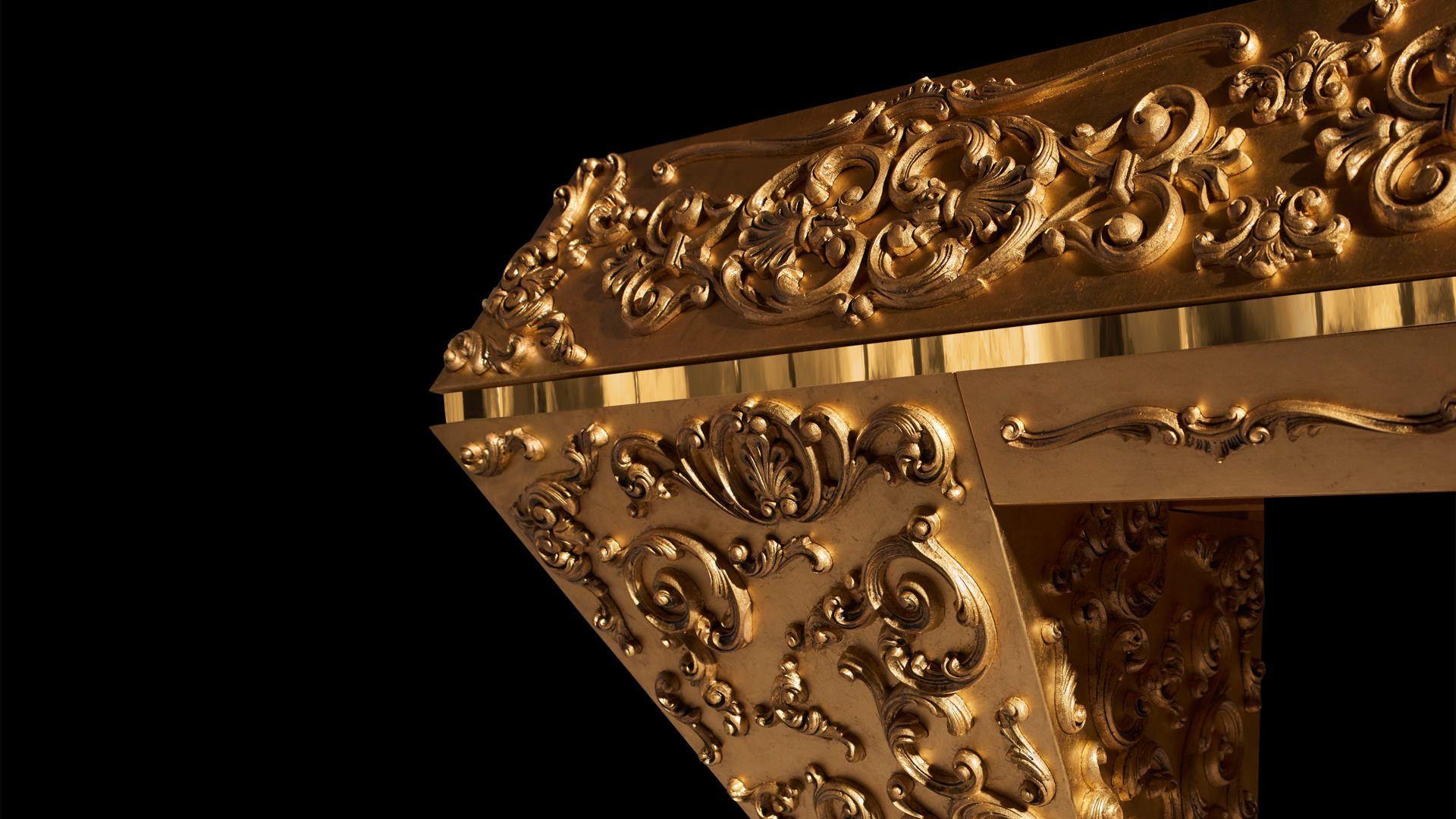 Бильярд Pashà Золотой Лист 1