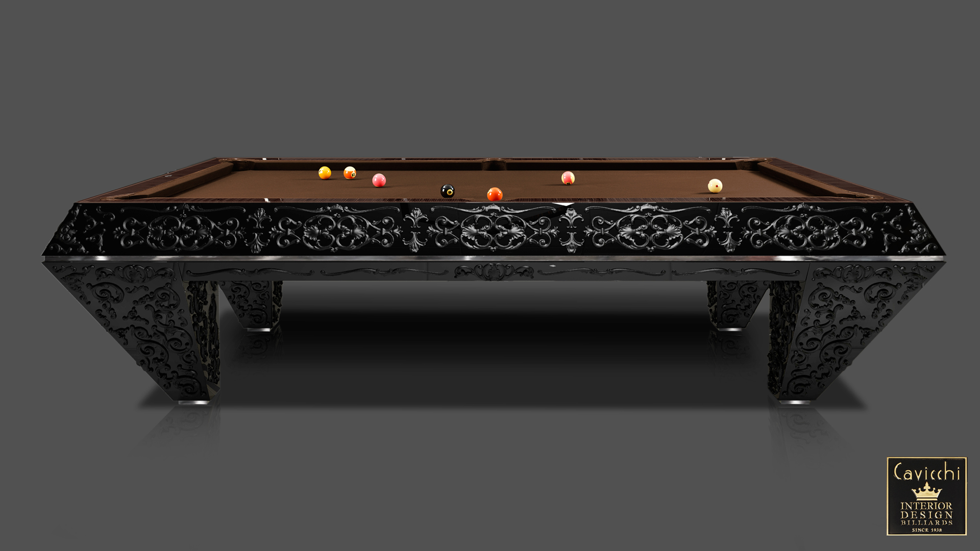 Pashà Panther Billiard Pool Table