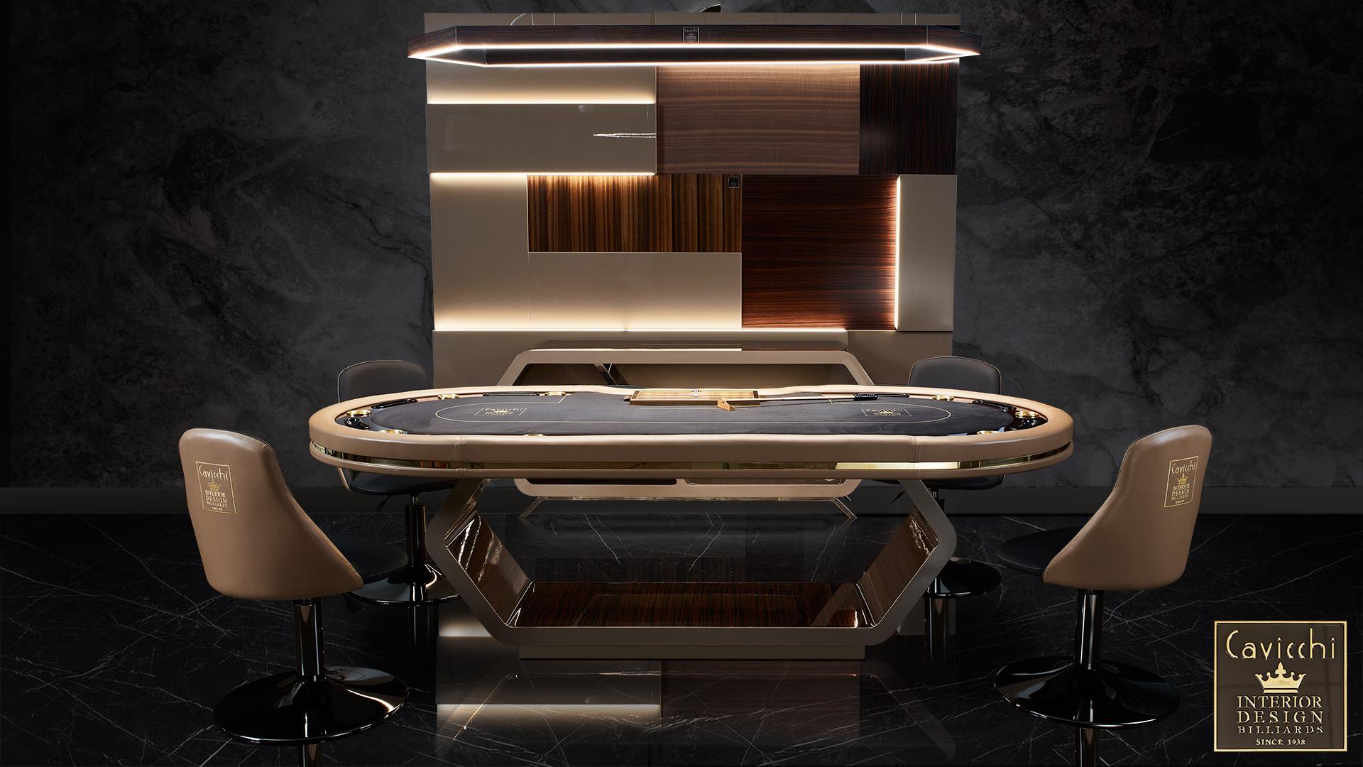 Poker Table Edra WL25 3