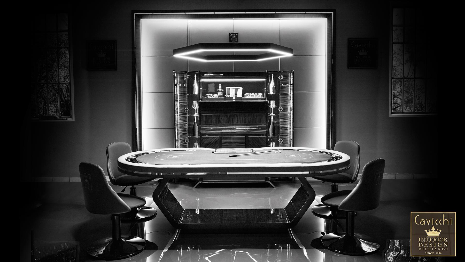 Poker Table Edra WL25 5