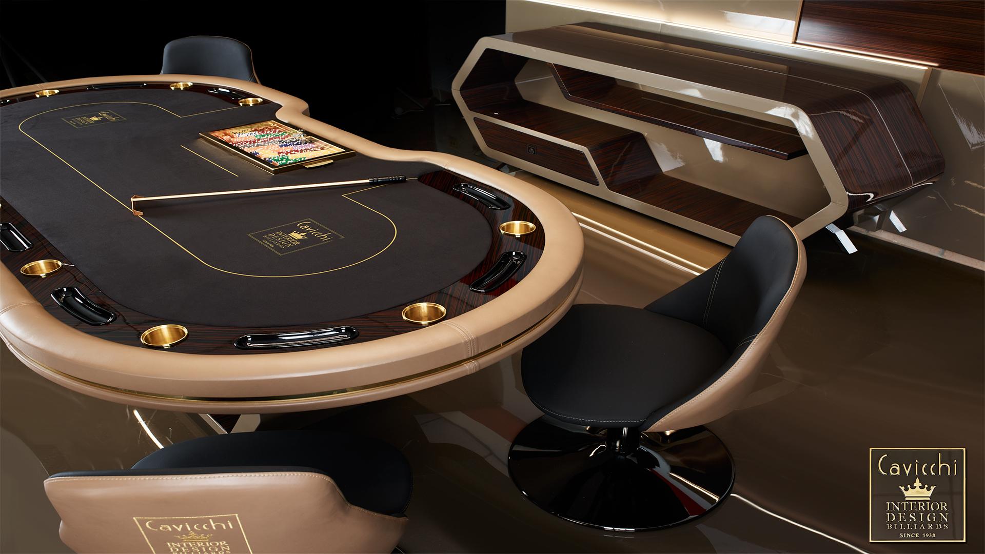 Poker Table Edra WL25 6