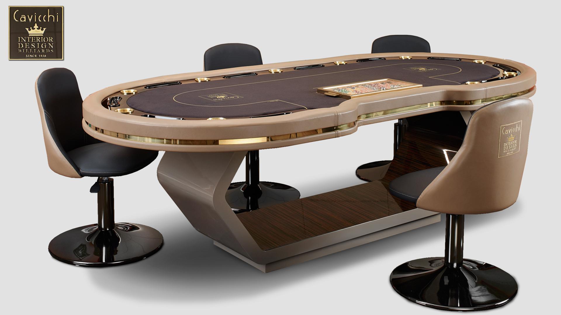 Tavolo Poker Edra WL25 2