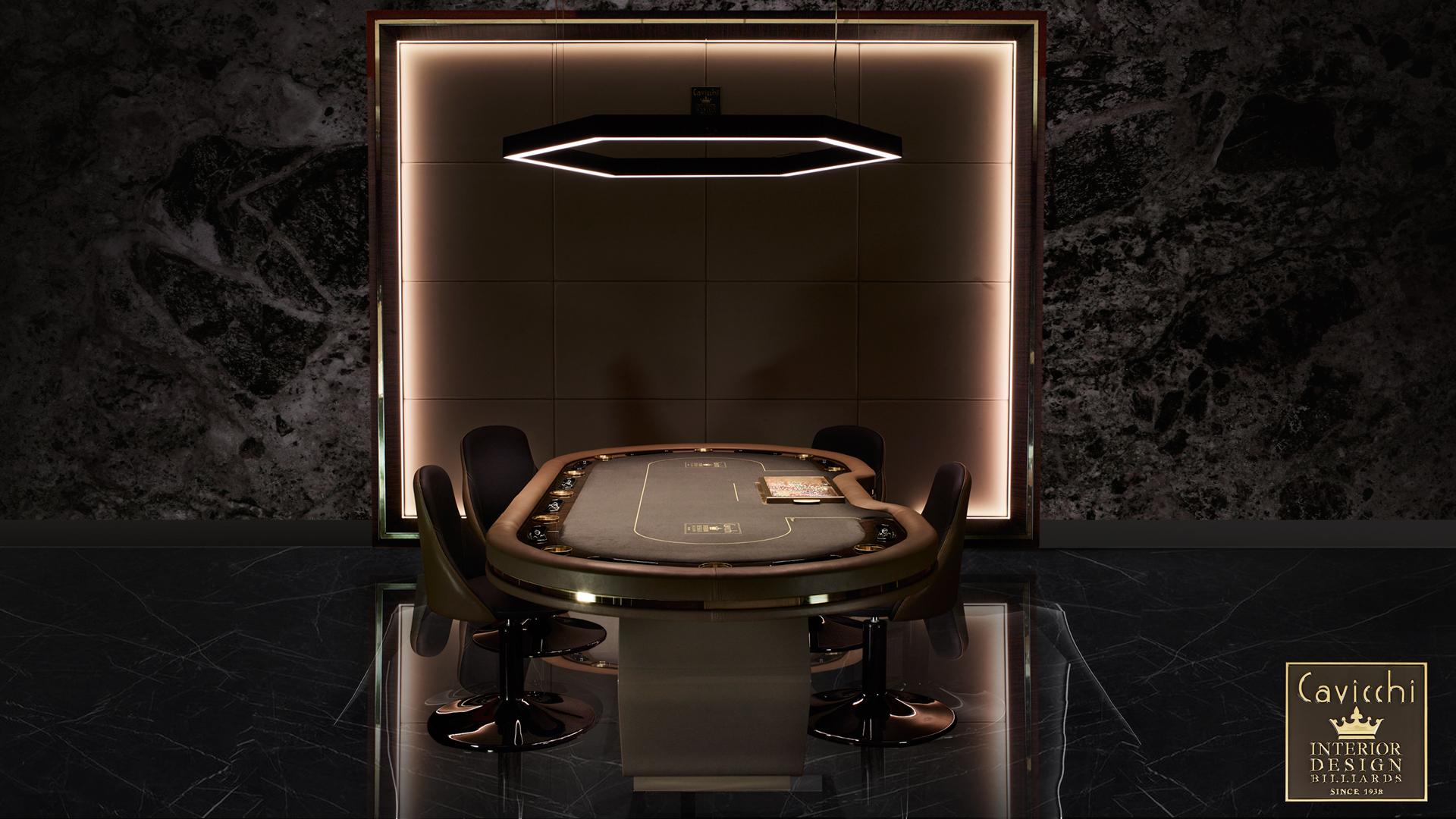 Poker Table Edra WL25 4