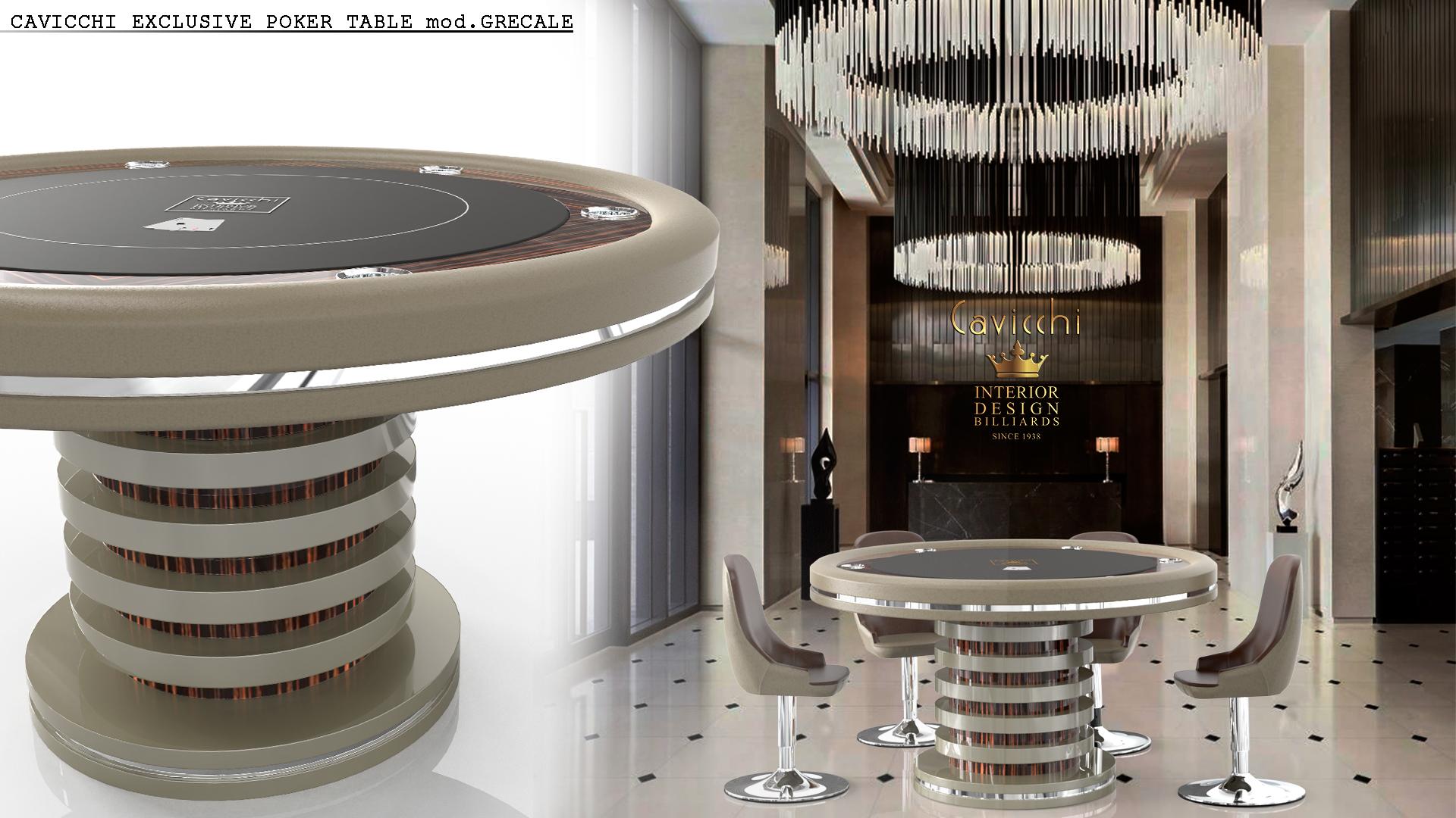 Poker Table Grecale WL14 1