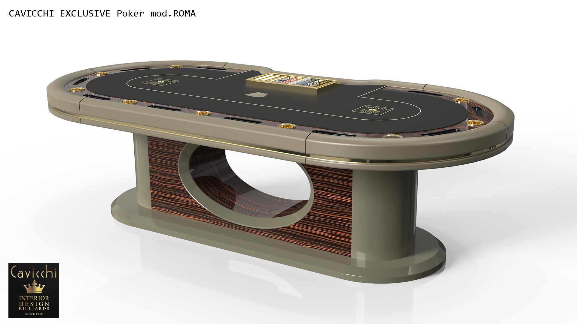 Poker Table Roma WL25 2