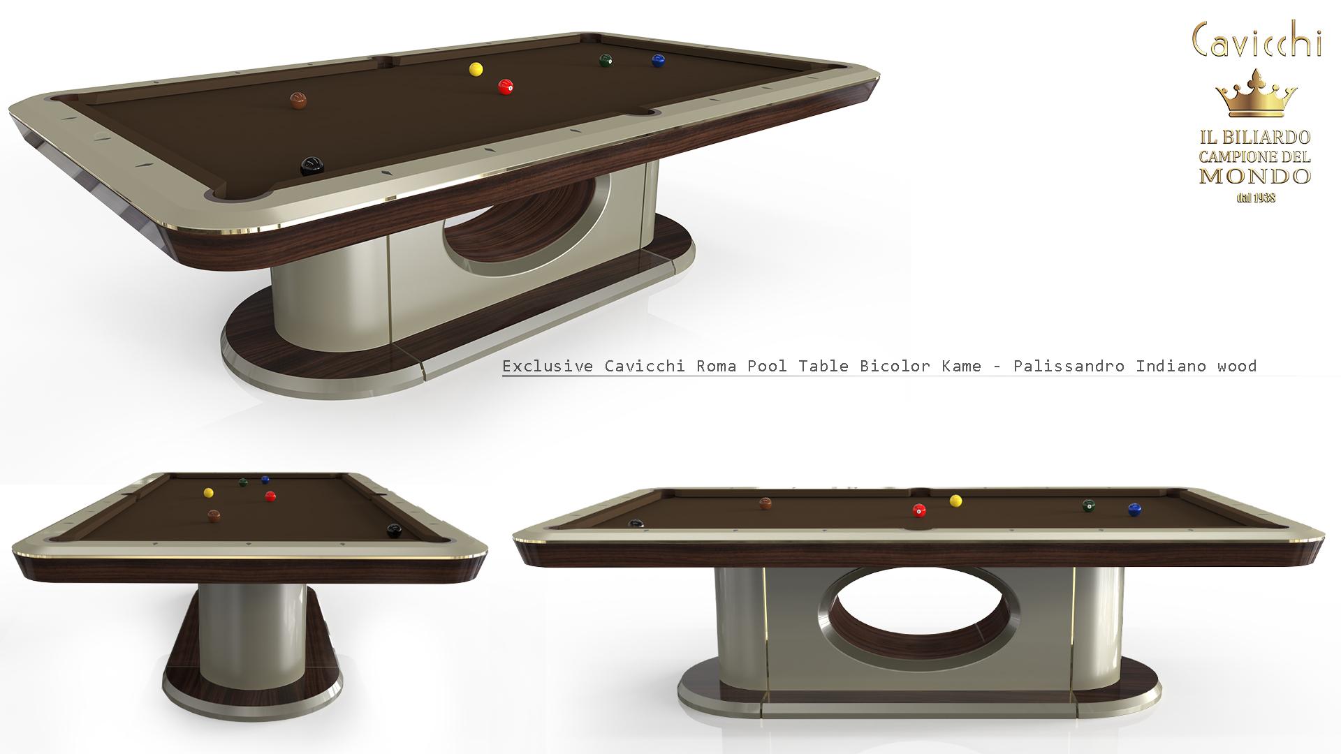 Roma Billiard Pool Table 4