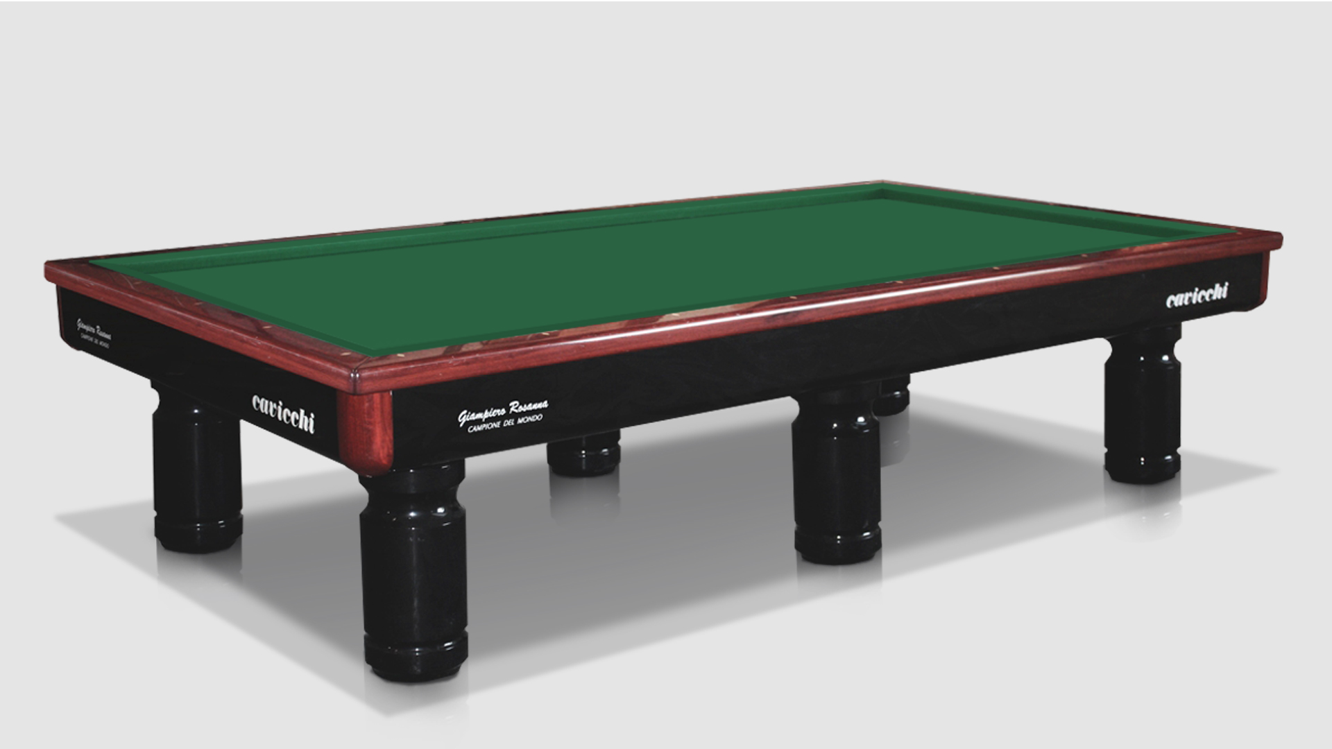 billiard Cavicchi Offer with six bases - Showroom Shop 1