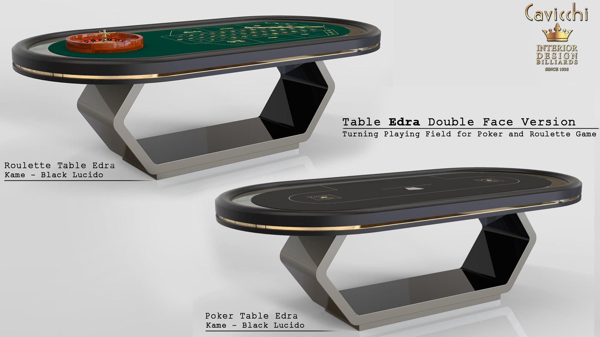 Poker Table Edra WL25 15