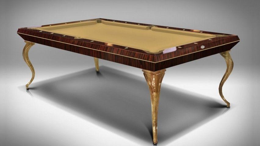 Vendita biliardi di lusso biliardi cavicchi - Vendita tavoli da biliardo ...
