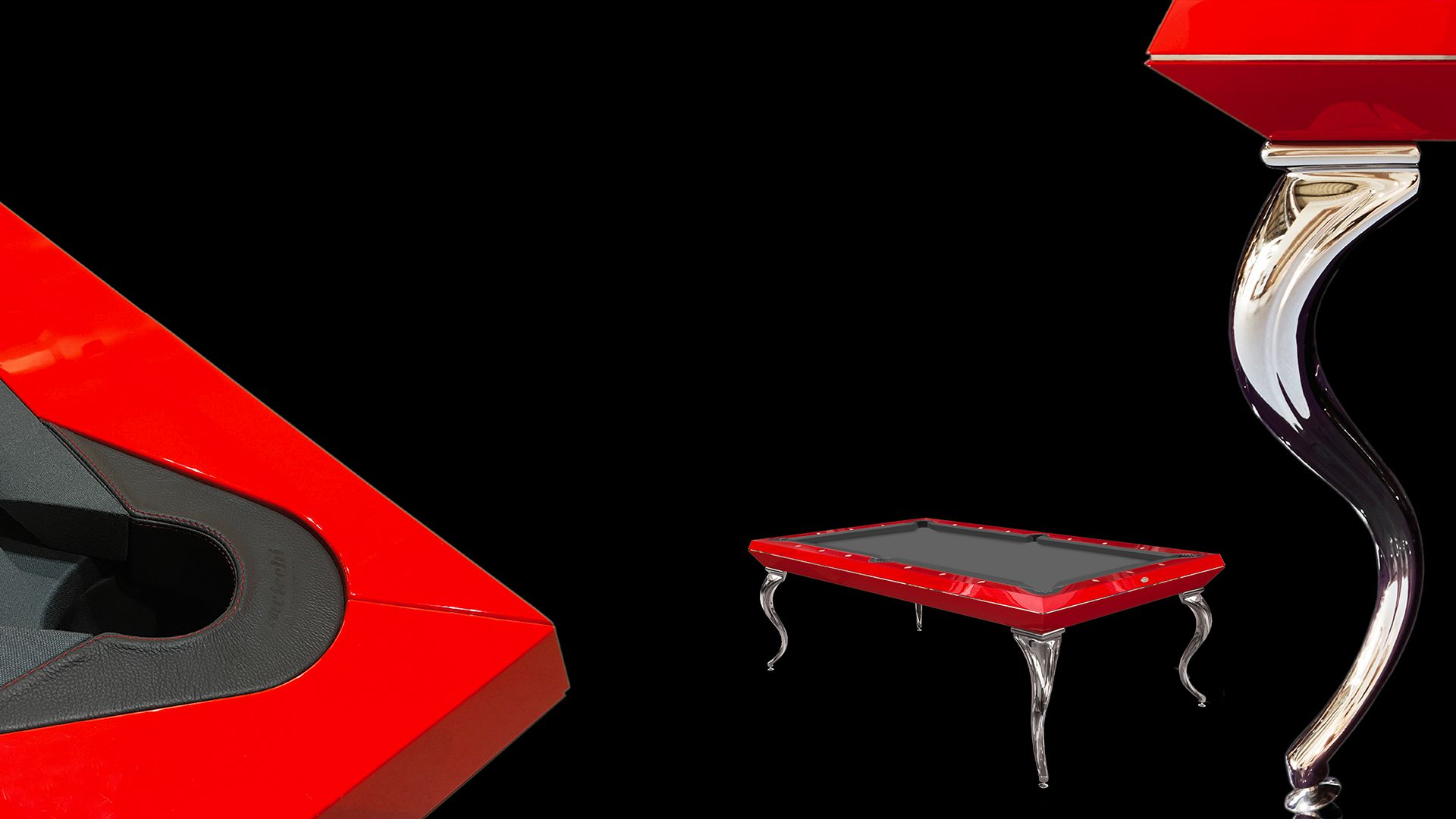 Бильярдный стол Opera  F1 SCUDERIA 1