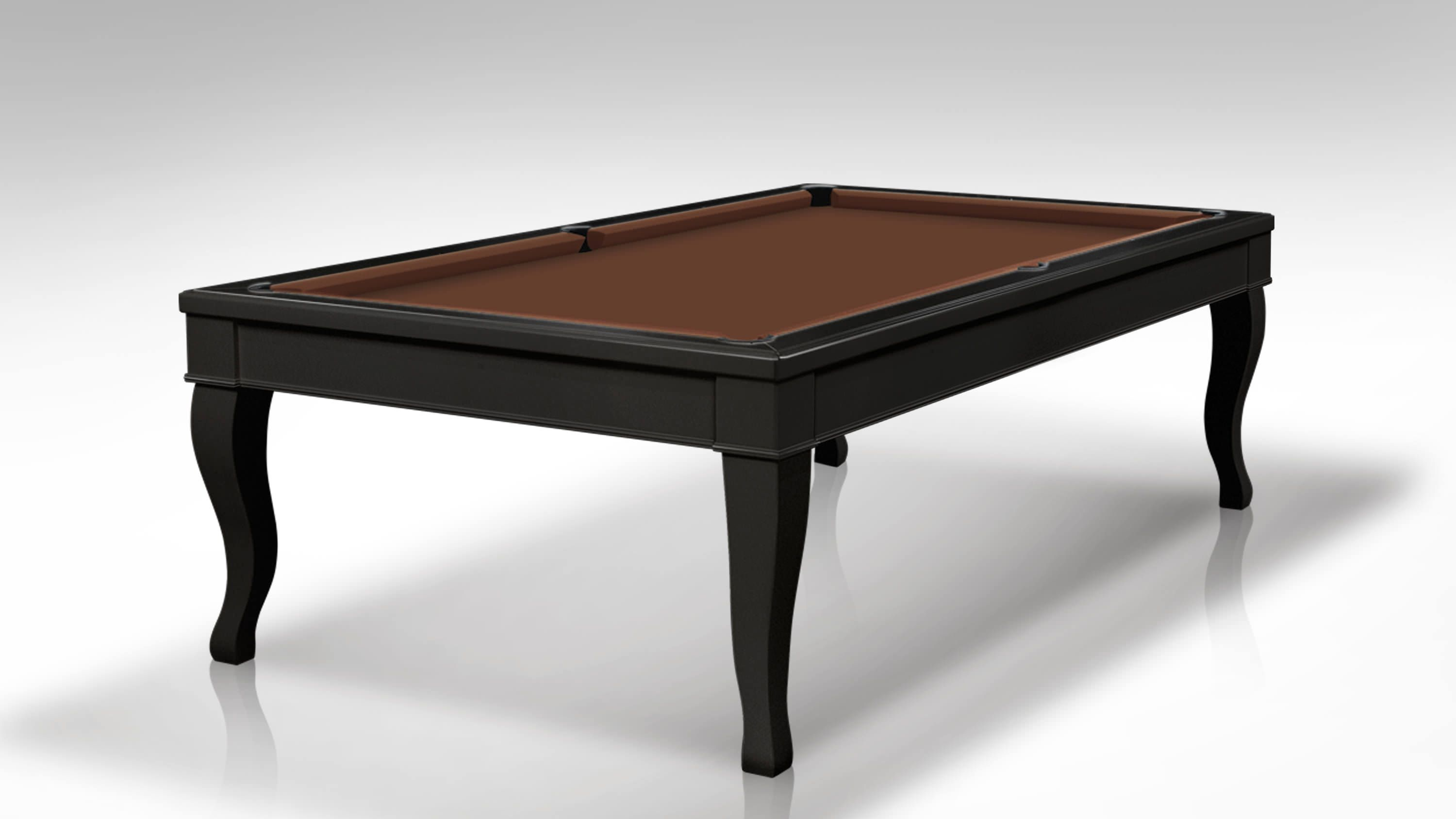 Lacquered Canossa Billiard 6