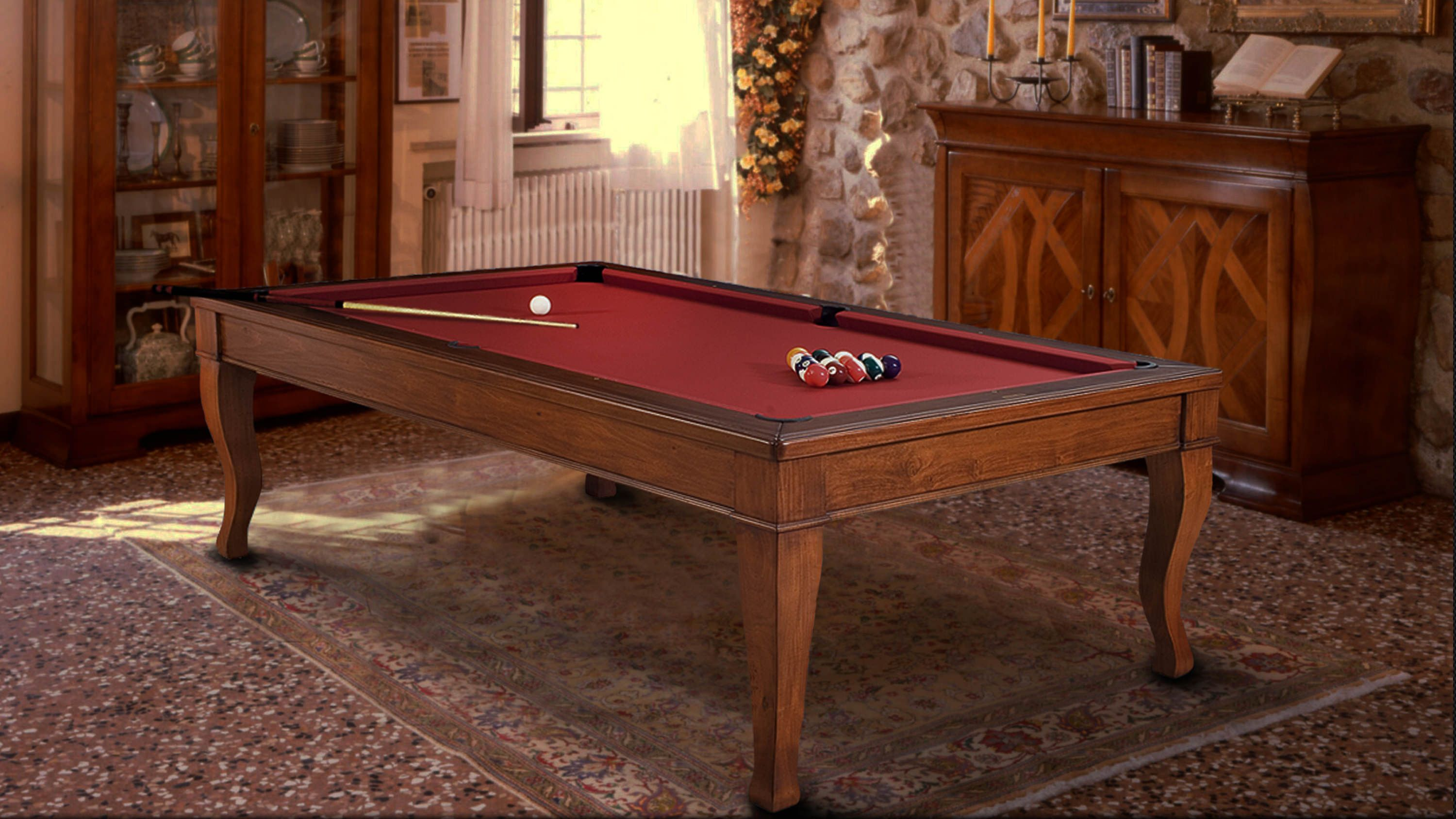 billiard table Cavicchi Canossa Classic - Showroom Shop 1