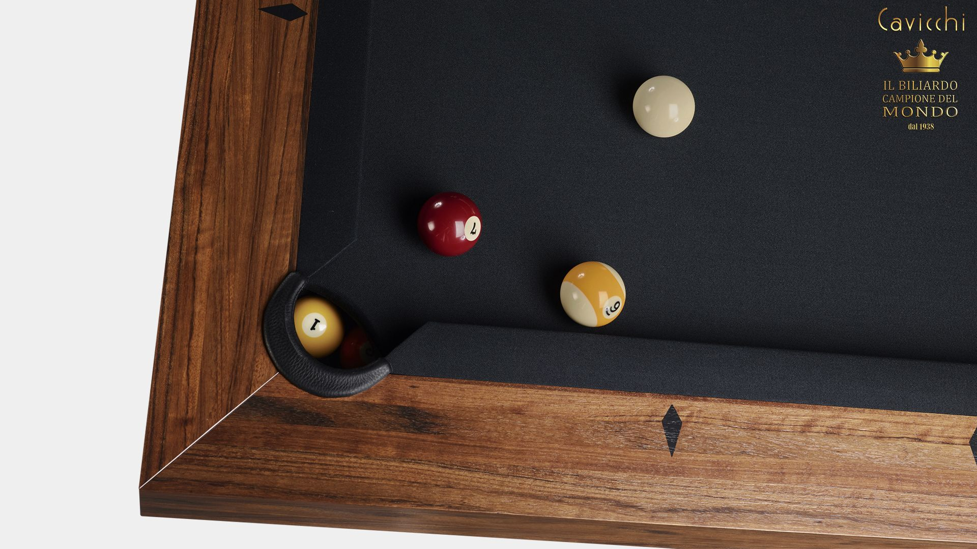 Pool Table mod. Cayenne One 8