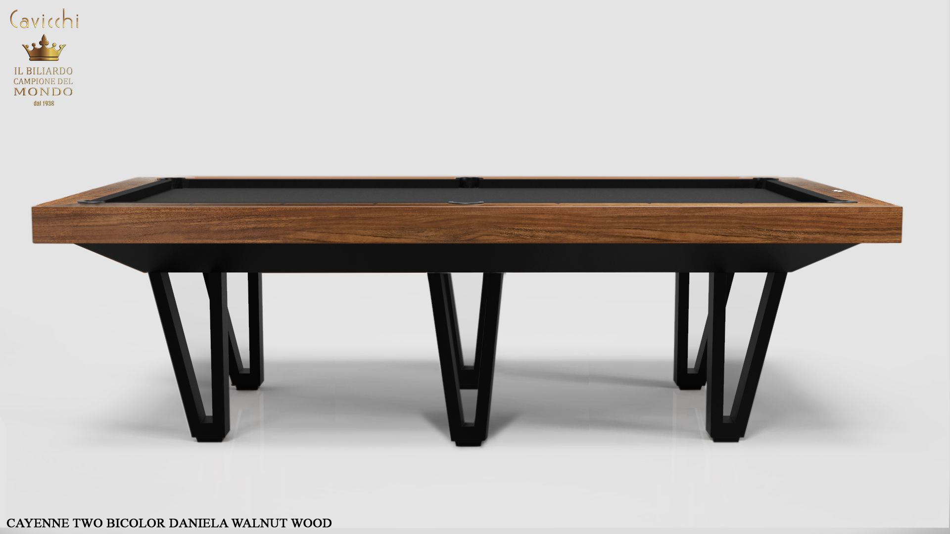 billiard table Cavicchi Cayenne Two Bicolor  - Showroom Shop 7