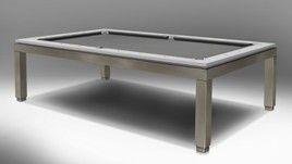 Steel Pool Table Billiard